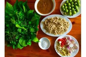 Phong phú văn hóa ẩm thực Ninh Bình