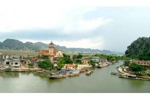 Hướng đột phá phát triển du lịch Ninh Bình trong Vùng Đồng bằng sông Hồng và duyên hải Đông bắc*